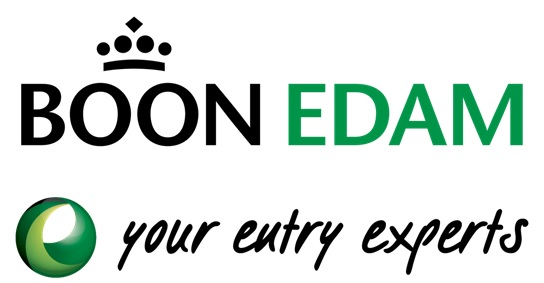 Logo Boon Edam International